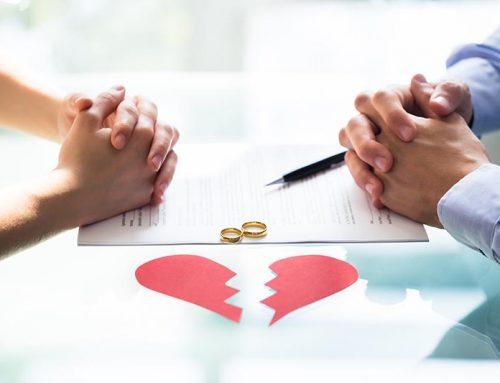 De drie grootste fouten bij echtscheiding.