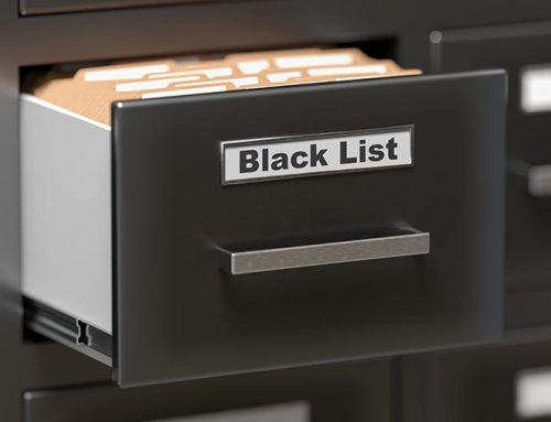 De grijze of de zwarte lijst
