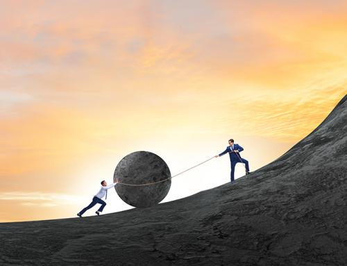 Uitdagingen waar elke ondernemer tegen aan loopt.